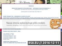 Miniaturka domeny www.forbeauty.com.pl