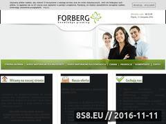 Miniaturka domeny www.forberg.pl