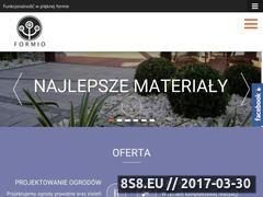 Miniaturka domeny www.formio.pl