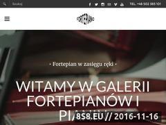 Miniaturka domeny www.fortepiano.com.pl
