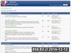 Miniaturka domeny www.forum-zadluzonych.pl