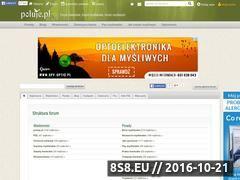 Miniaturka domeny forum.poluje.pl