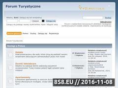 Miniaturka domeny forum.vipturystyka.pl