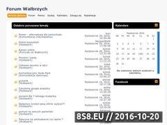 Miniaturka domeny forum.walbrzych.pl