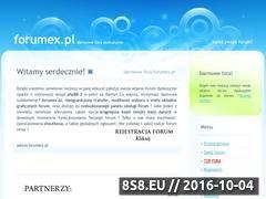Miniaturka domeny forumex.pl