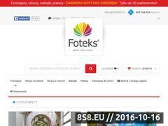 Miniaturka domeny www.foteks.pl