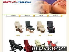 Miniaturka domeny www.fotele-do-masazu.com