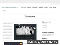 Miniaturka domeny fotelebiurowe.com.pl