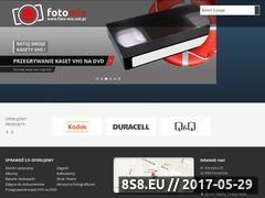 Miniaturka domeny www.foto-mix.net.pl
