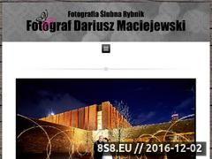 Miniaturka domeny foto-primo.rybnik.pl