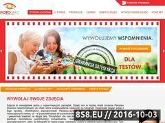 Miniaturka domeny www.fotobarwa.pl