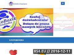 Miniaturka domeny fotoboxik.pl