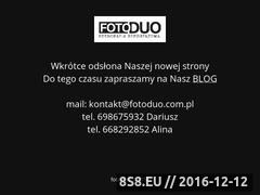 Miniaturka domeny www.fotoduo.com.pl