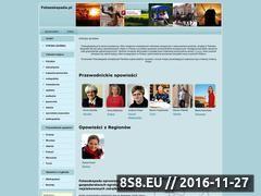 Miniaturka domeny www.fotoeskapada.pl