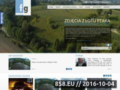 Miniaturka domeny www.fotogmina.pl
