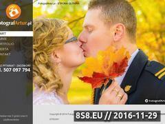 Miniaturka domeny www.fotografartur.pl
