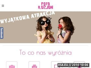Zrzut strony Fotobudka na wesele Lublin, Warszawa, Radom, Kielce i Rzeszów