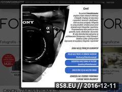 Miniaturka domeny www.fotoinformator.pl