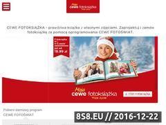 Miniaturka domeny www.fotoksiazka.pl