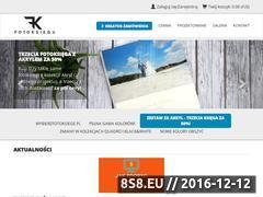 Miniaturka domeny www.fotoksiega.pl