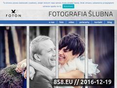 Miniaturka domeny foton.info.pl