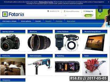 Zrzut strony Bagnet Nikon