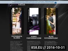 Miniaturka domeny www.fotopromedia.pl