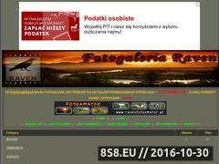 Miniaturka domeny fotoraven.cba.pl