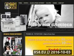 Miniaturka domeny fotostudio1.com.pl