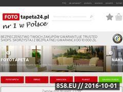 Miniaturka domeny www.fototapeta24.pl