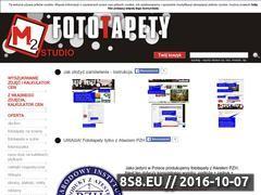 Miniaturka domeny www.fototapety.com.pl