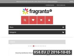 Miniaturka domeny fragranto.pl