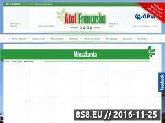 Miniaturka domeny www.francuskapark.pl