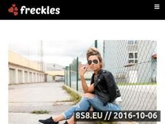 Miniaturka domeny freckles.pl