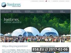 Miniaturka domeny freedomes.pl