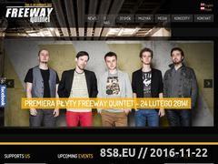Miniaturka Freeway Quintet - zespół jazzowy Wrocław (freewayquintet.pl)