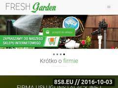 Miniaturka domeny www.fresh-garden.pl
