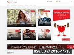 Miniaturka domeny www.fresh-net.pl