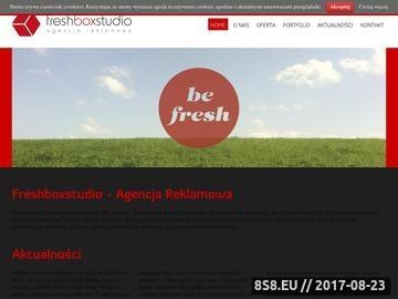 Zrzut strony Wrocław - agencja reklamowa