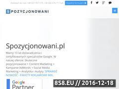 Miniaturka domeny www.freshcorp.pl
