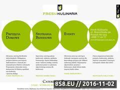 Miniaturka domeny www.freshkulinaria.pl