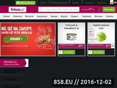 Miniaturka domeny www.frisco.pl