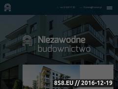 Miniaturka domeny www.fronton.pl