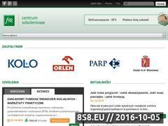 Miniaturka domeny www.frr.pl