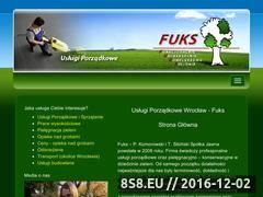 Miniaturka domeny fuks.info.pl