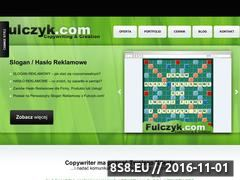 Miniaturka domeny fulczyk.com