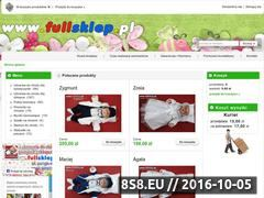 Miniaturka domeny fullsklep.pl