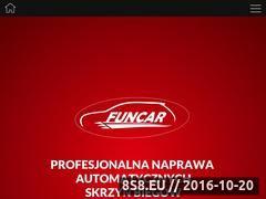 Miniaturka domeny www.funcar.com.pl
