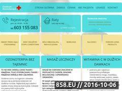 Miniaturka domeny fundacja-ozonoterapii.org