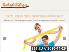 Miniaturka Polska Fundacja Rehabilitacyjna - Rehabilitacja (www.fundacja-pfr.pl)